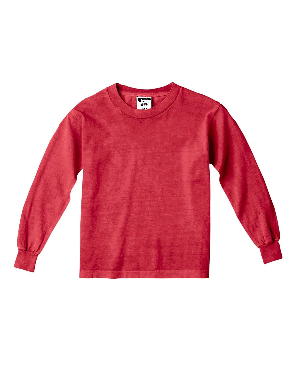 C3483 Comfort Colors Drop Ship PAPRIKA