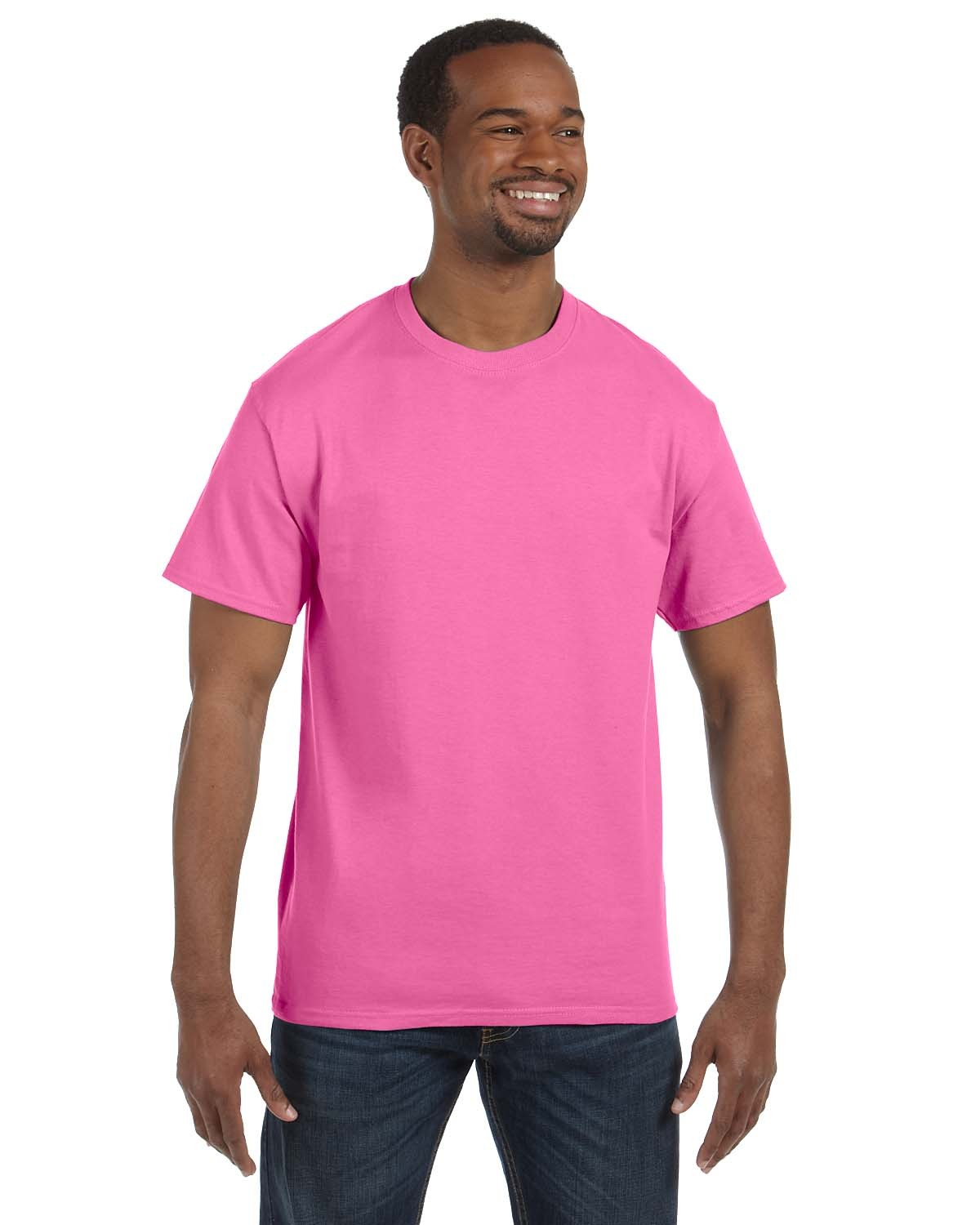 5250T Hanes PINK