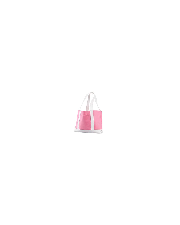 7002 Liberty Bags PINK/WHITE