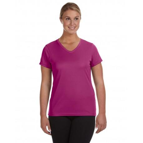 1790 Augusta Sportswear 1790 Ladies' Wicking T-Shirt POWER PINK