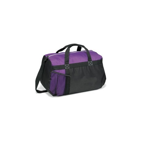 GL7001 Gemline GL7001 Sequel Sport Bag PURPLE