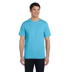 Augusta Sportswear 423 50/50 Short-Sleeve Raglan T-Shirt