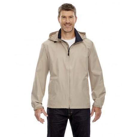 88083 North End 88083 Men's Techno Lite Jacket PUTTY/BLACK 883
