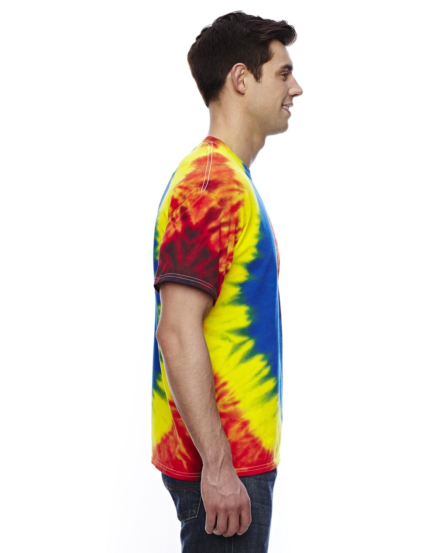 CD100 Tie-Dye RAINBOW BURST