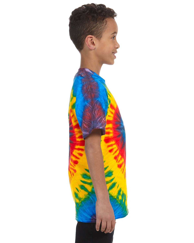 CD100Y Tie-Dye RASTA BLUE