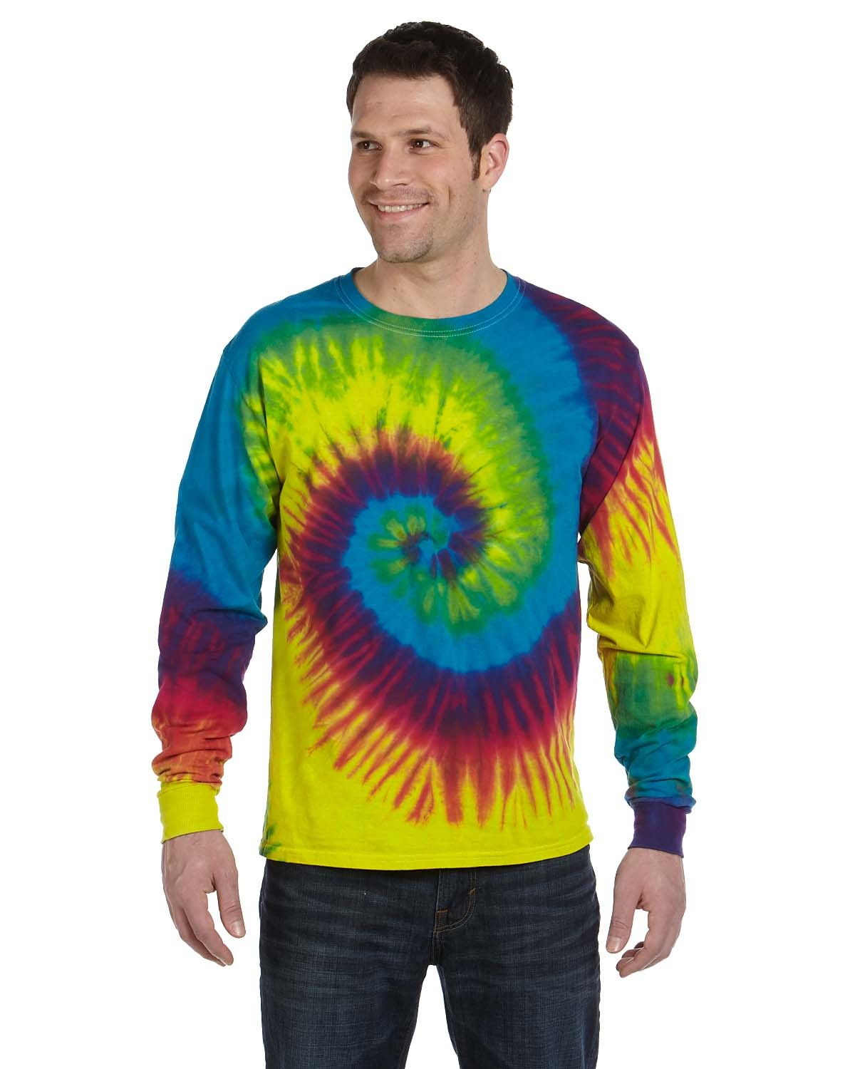 CD2000 Tie-Dye REACTIVE RAINBOW