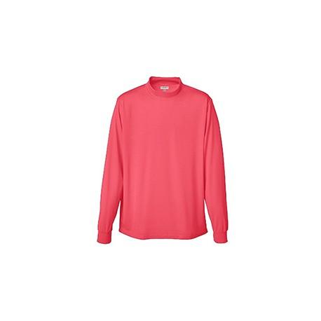 797 Augusta Sportswear 797 Wicking Mock Turtleneck RED