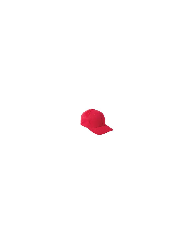 6597 Flexfit RED