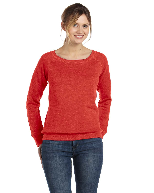 7501 Bella + Canvas RED