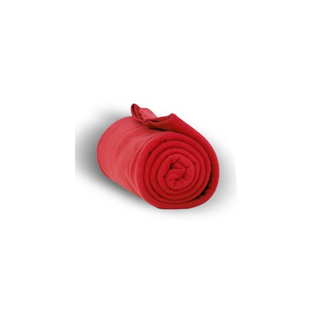 8700 Alpine Fleece 8700 Throw RED