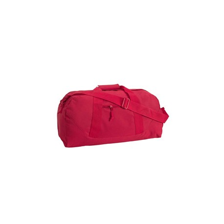 8806 Liberty Bags 8806 Game Day Large Square Duffel RED