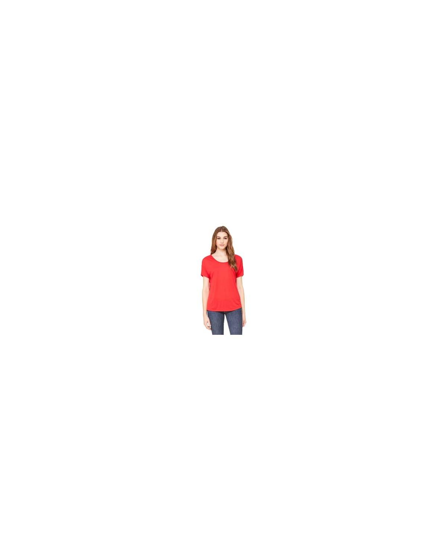 8816 Bella + Canvas RED