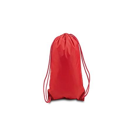 8881 Liberty Bags 8881 Boston Drawstring Backpack RED