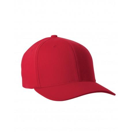 110C Flexfit 110C Adult Pro-Formance Solid Cap RED