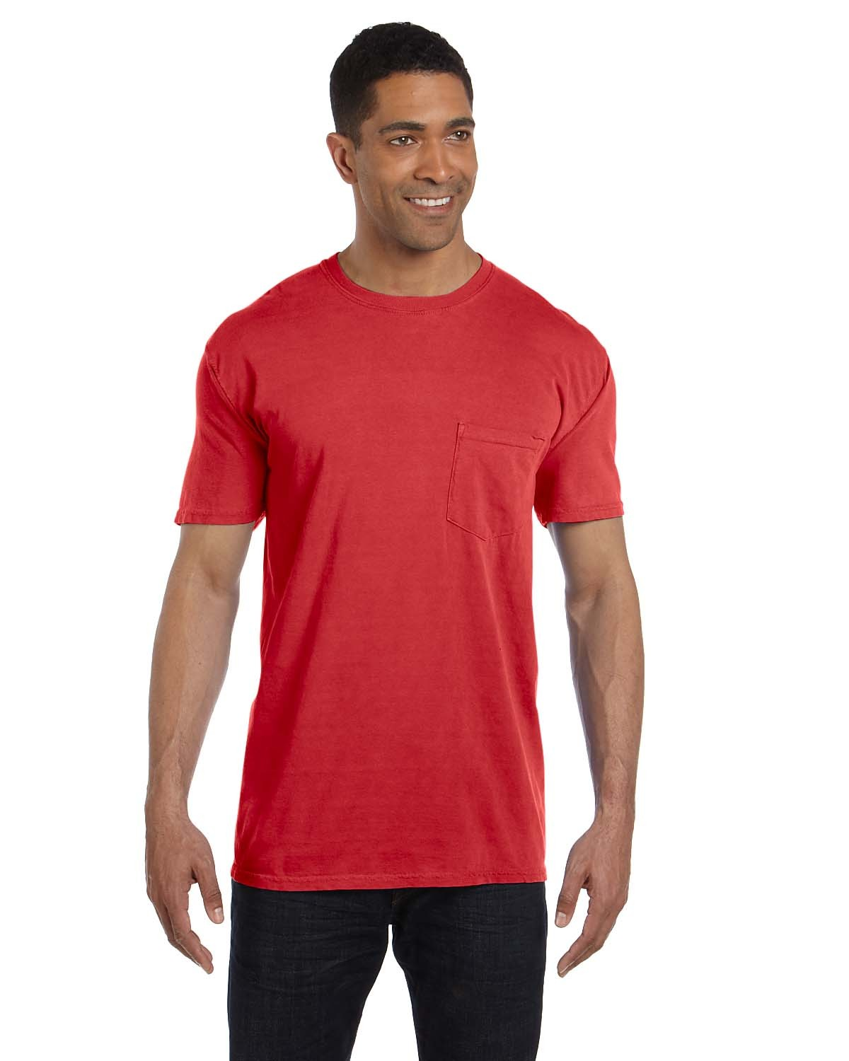 6030CC Comfort Colors RED