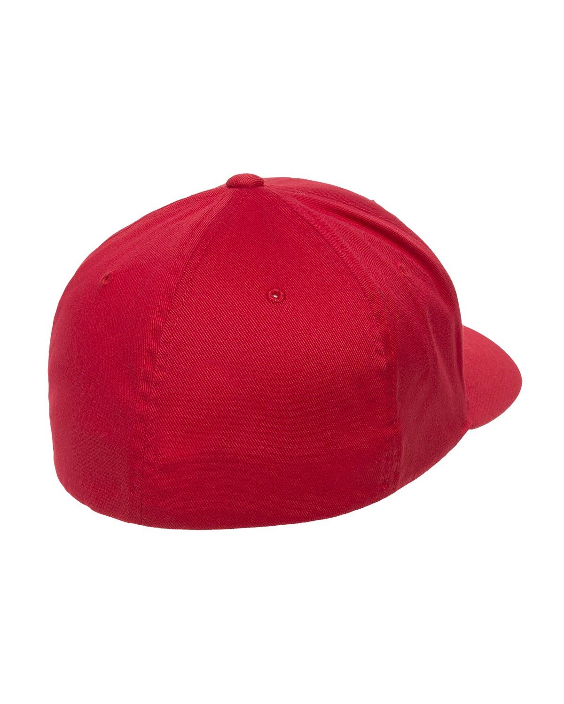 6277Y Flexfit RED