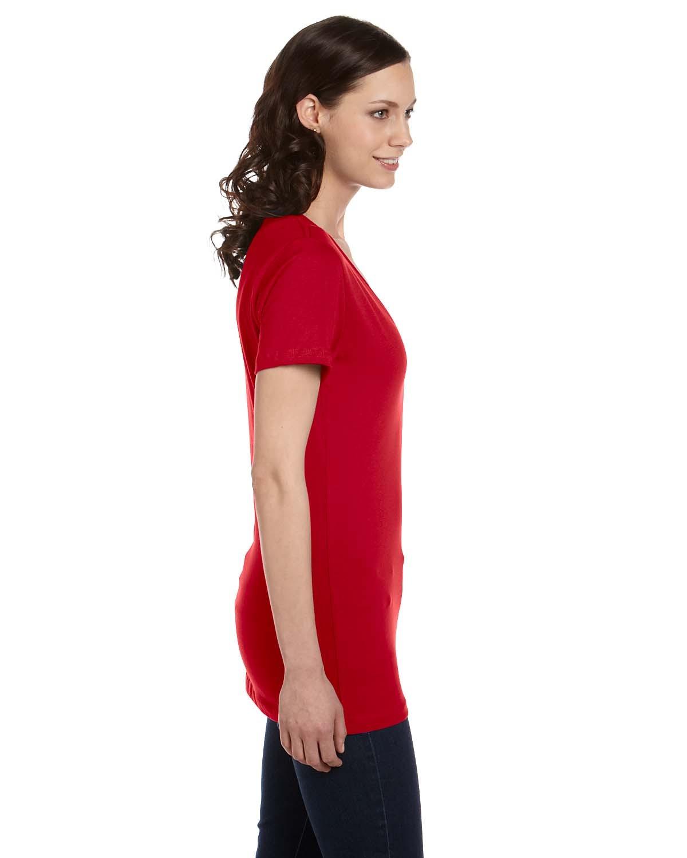 B6035 Bella + Canvas RED