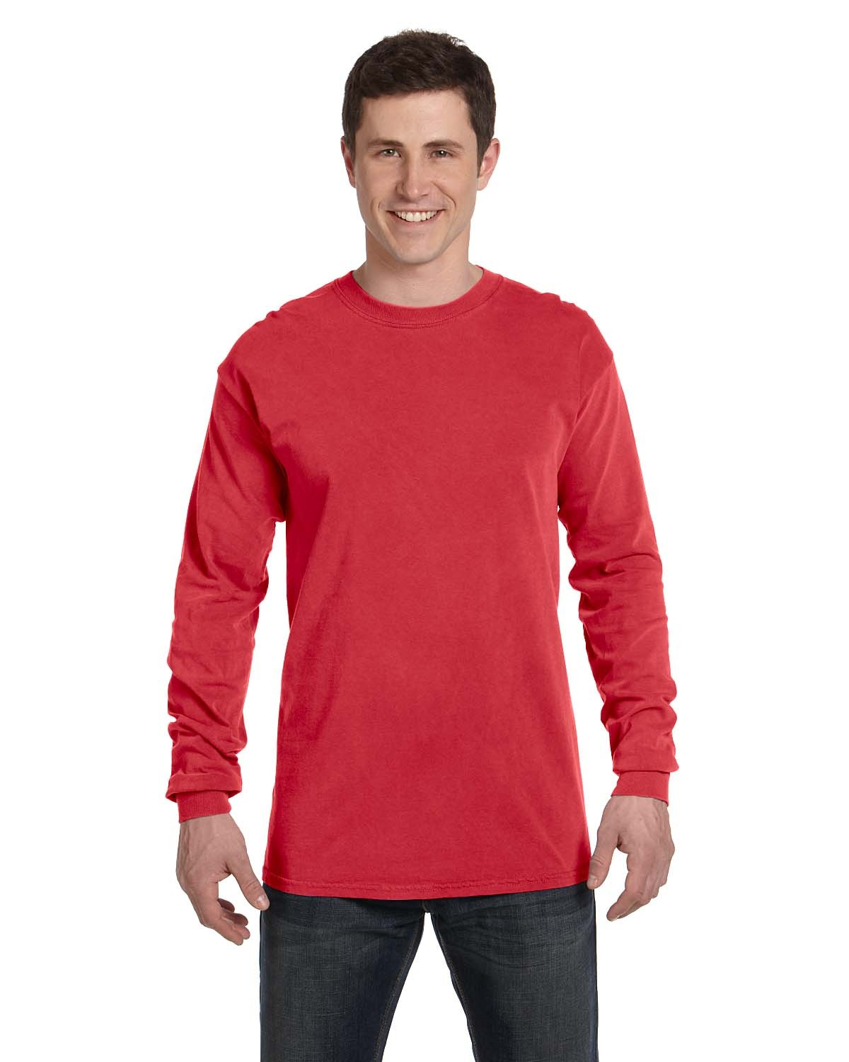 C6014 Comfort Colors RED