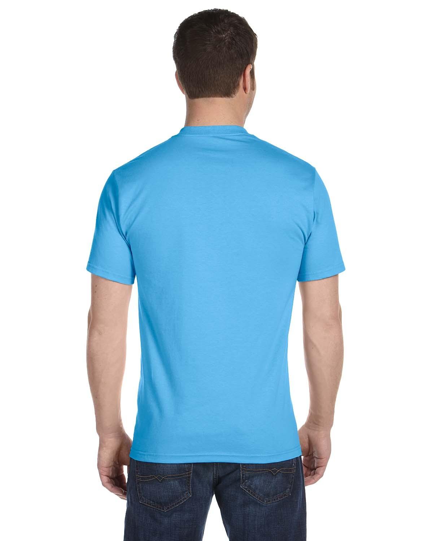 5180 Hanes AQUATIC BLUE