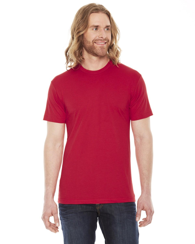 BB401 American Apparel RED