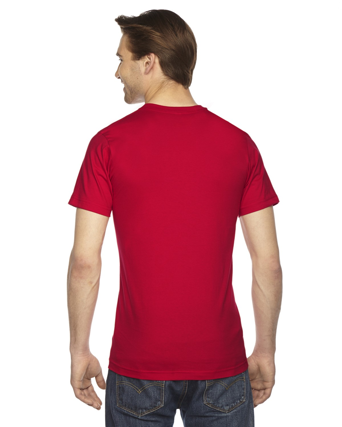 2001 American Apparel RED