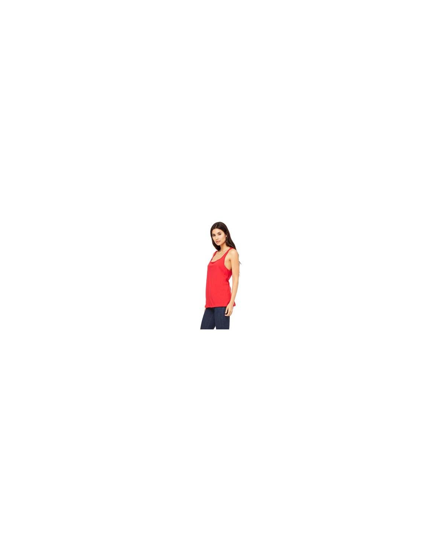 6488 Bella + Canvas RED