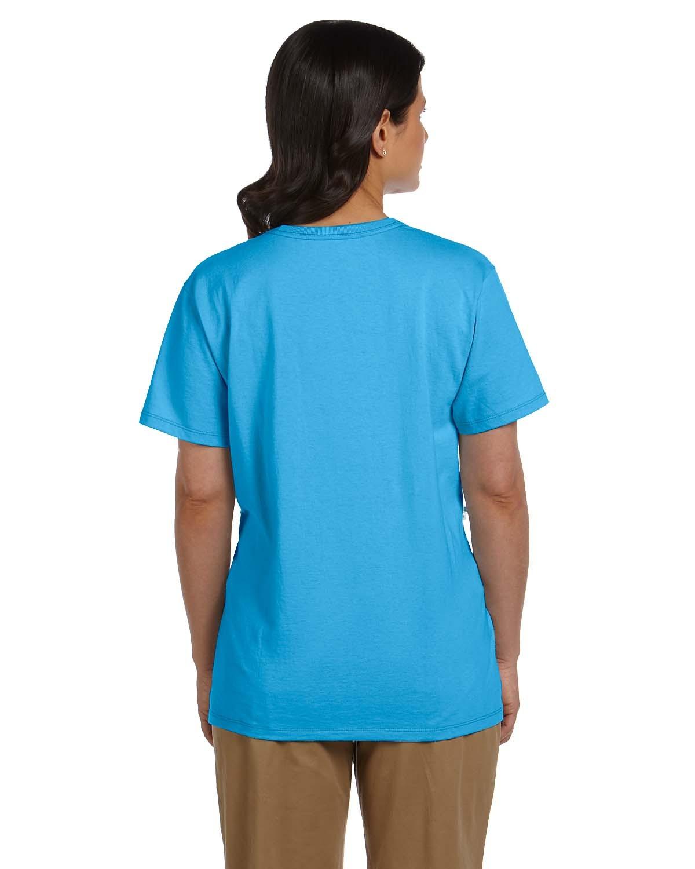 5780 Hanes AQUATIC BLUE