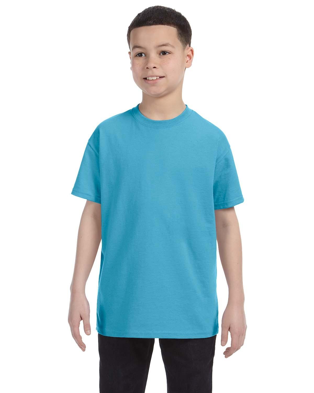 29B Jerzees AQUATIC BLUE