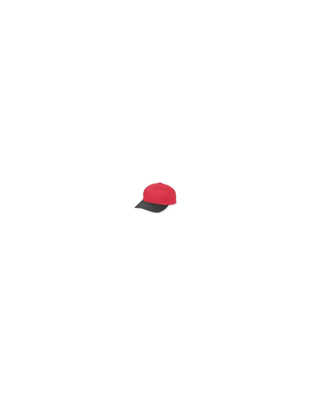 6206 Augusta Drop Ship RED/BLACK