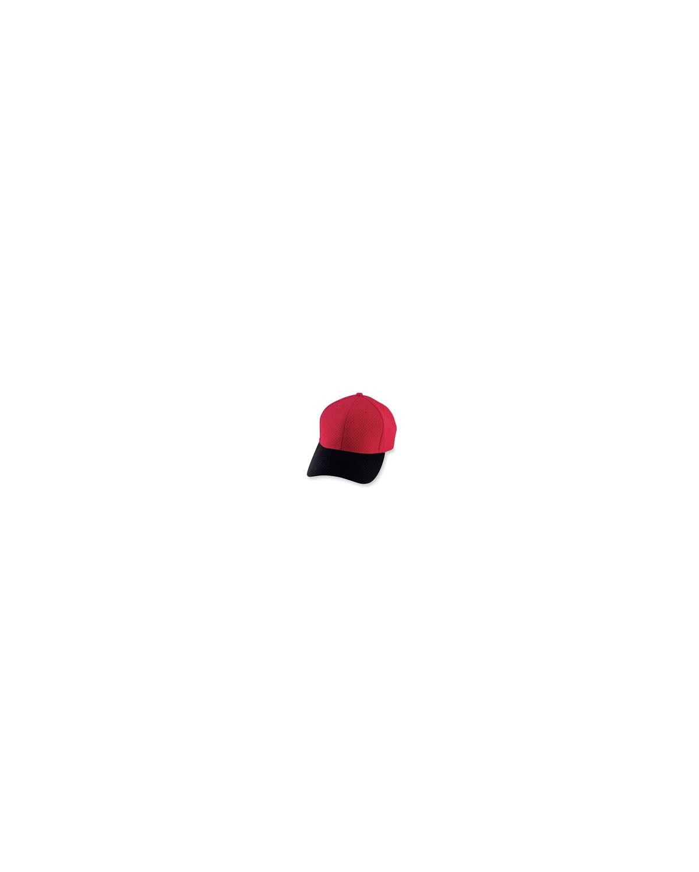 6236 Augusta Drop Ship RED/BLACK