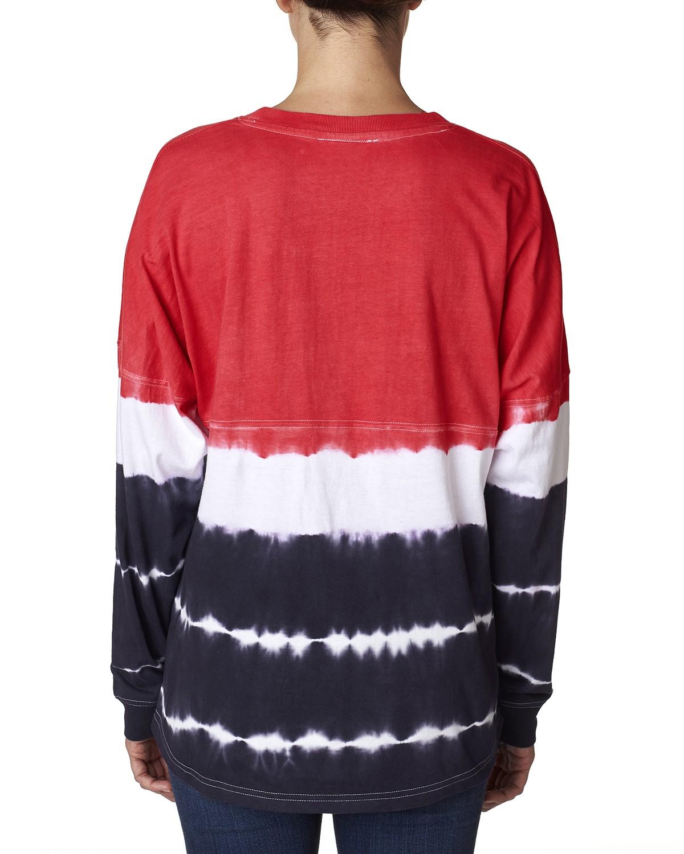JA8229 J America RED/NAVY