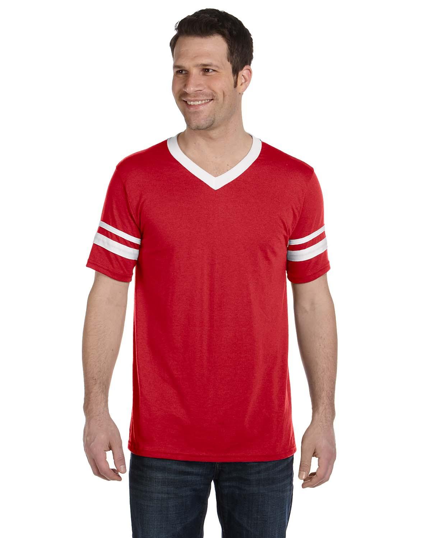 360 Augusta Sportswear RED/WHITE