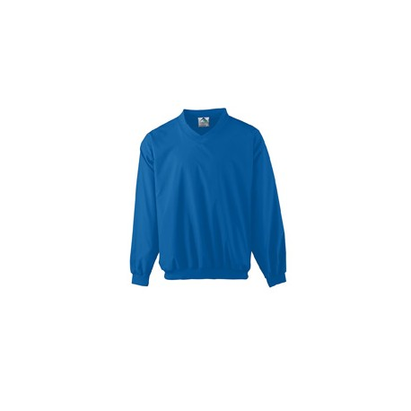 3415 Augusta Sportswear 3415 Micro Poly Windshirt/Lined ROYAL