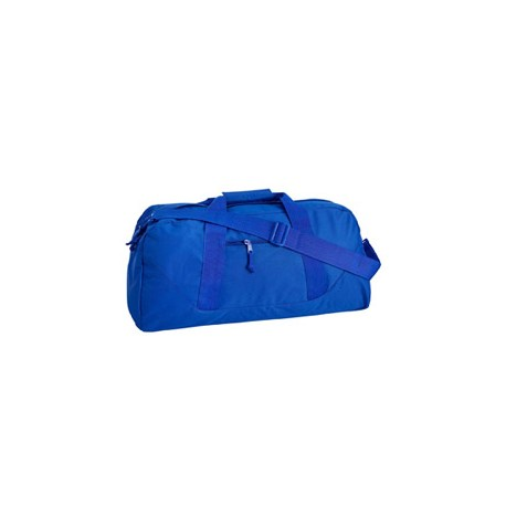 8806 Liberty Bags 8806 Game Day Large Square Duffel ROYAL
