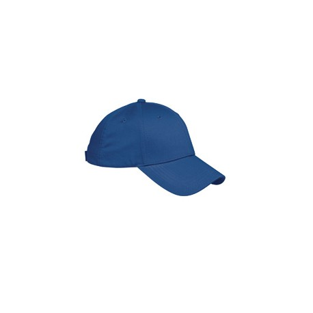 BX020 Big Accessories BX020 6-Panel Structured Twill Cap ROYAL