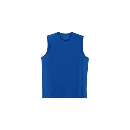 N2295 A4 N2295 Men's Cooling Performance Muscle T-Shirt ROYAL