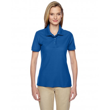 537WR Jerzees 537WR Ladies' 5.3 oz. Easy Care Polo ROYAL
