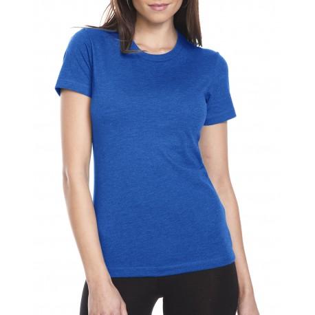 6610 Next Level 6610 Ladies' CVC T-Shirt ROYAL