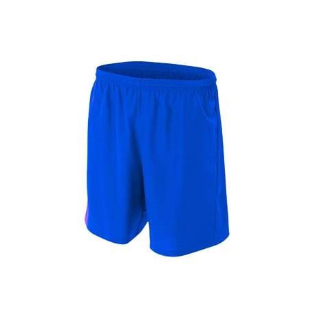NB5343 A4 NB5343 Youth Woven Soccer Shorts ROYAL
