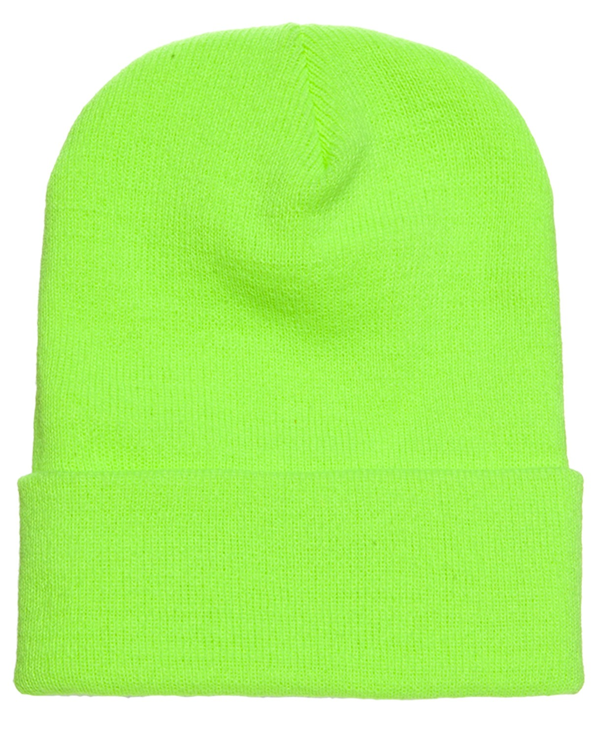 1501 Yupoong SAFETY GREEN