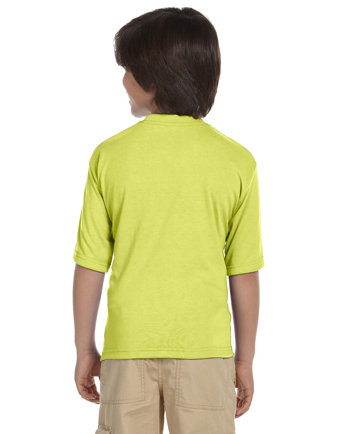21B Jerzees SAFETY GREEN