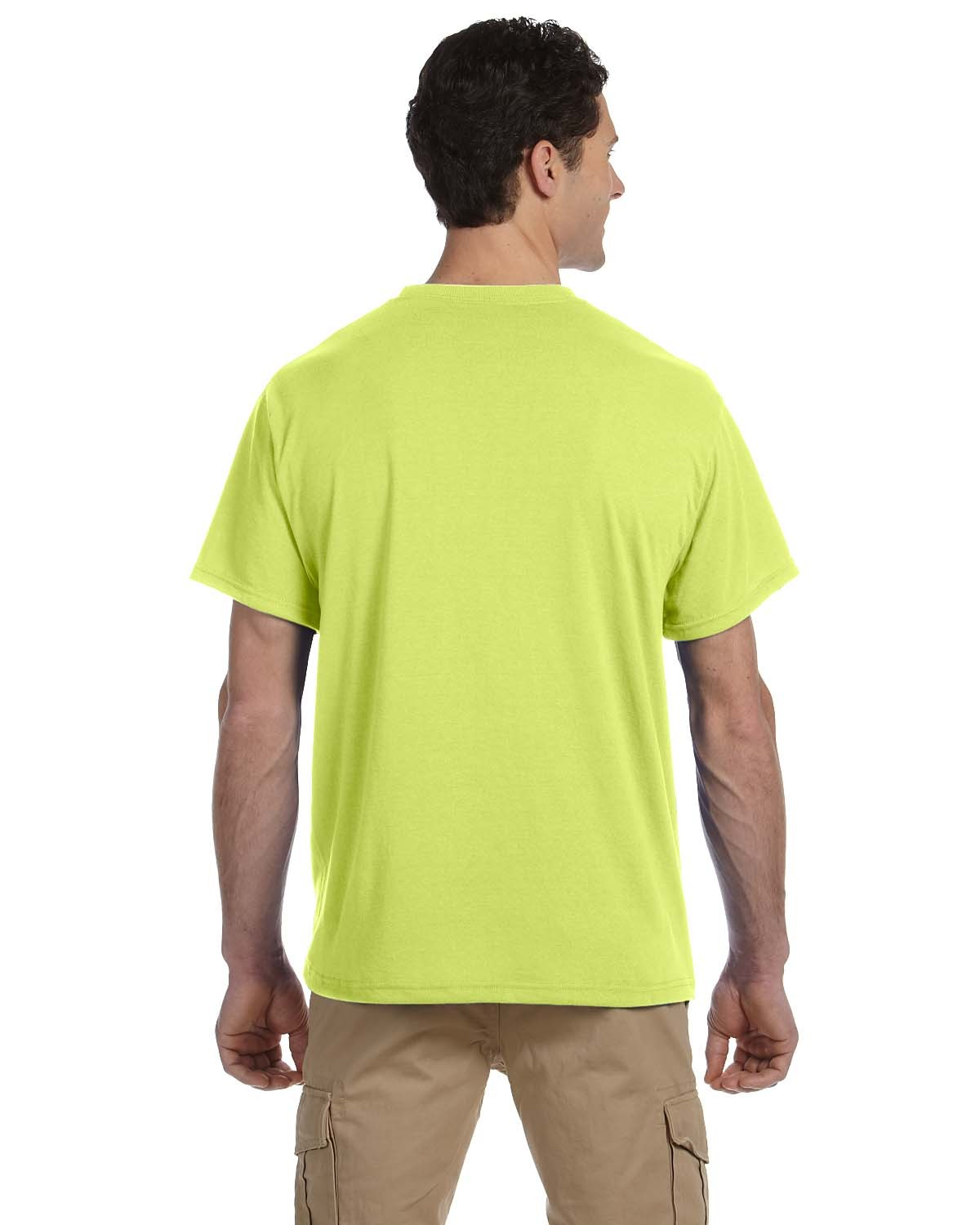 21M Jerzees SAFETY GREEN