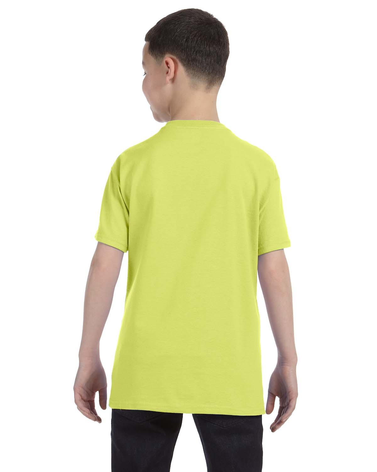 29B Jerzees SAFETY GREEN