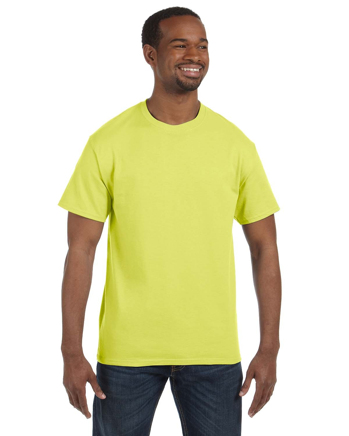 29MT Jerzees SAFETY GREEN