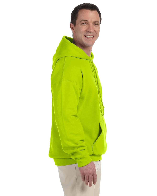 G125 Gildan SAFETY GREEN