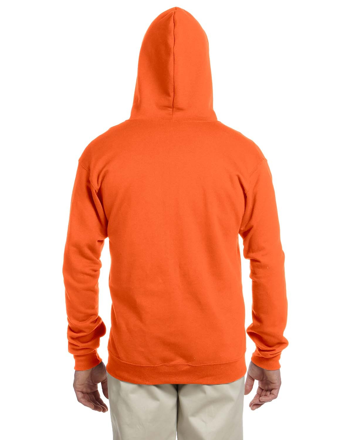 993 Jerzees SAFETY ORANGE