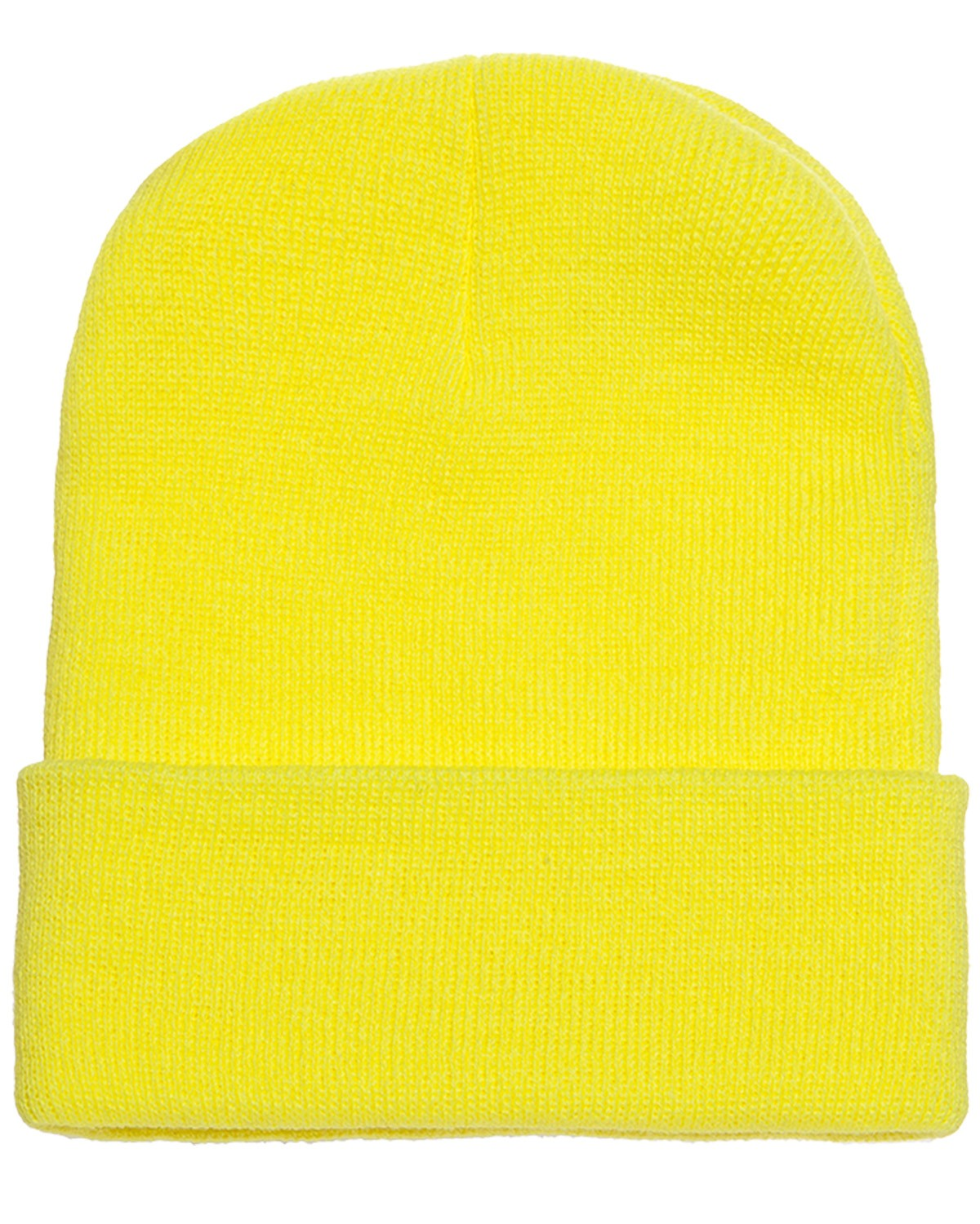 1501 Yupoong SAFETY YELLOW