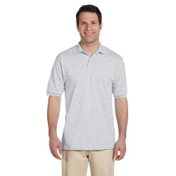 Jerzees 437 Adult 5.6 oz. SpotShield Jersey Polo