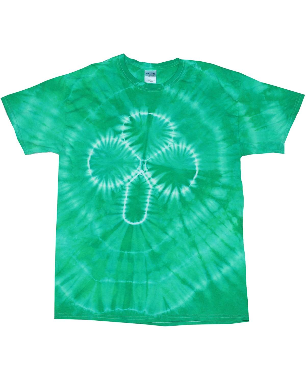 CD100 Tie-Dye SHAMROCK