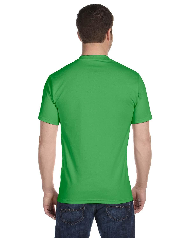 5180 Hanes SHAMROCK GREEN